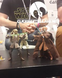 Black Series Kit Fisto & Plo Koon
