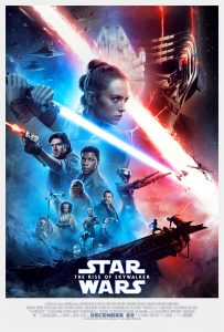 The Rise of Skywalker movie poster