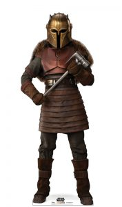 The Mandalorian Armorer