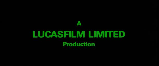 Original 1977 Lucasfilm Title Card
