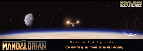 The Mandalorian Chapter 5