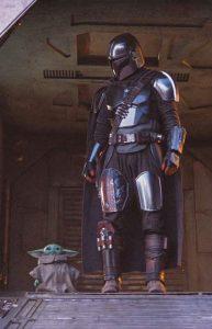 The Mandalorian Beskar Armor