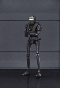 New Republic Security Droid