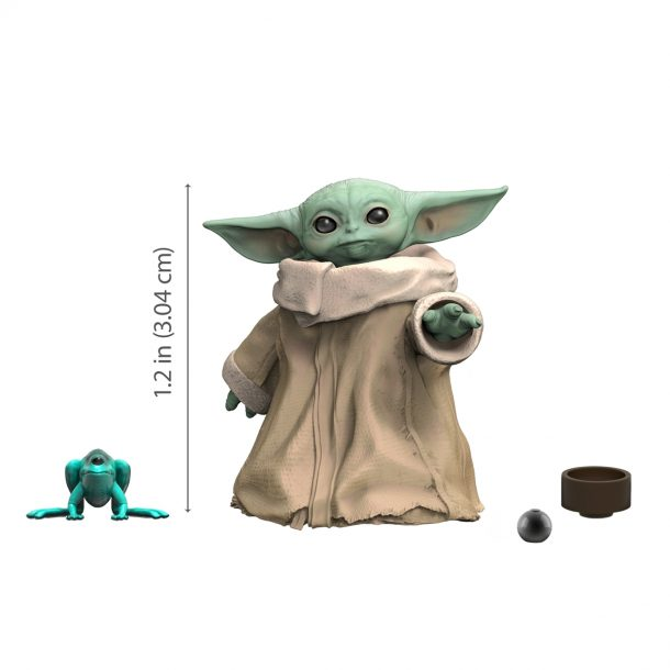 The Black Series Baby Yoda