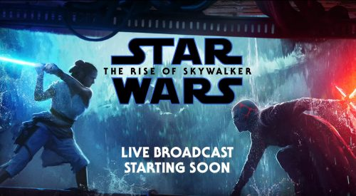The Rise of Skywalker Q&A Livestream