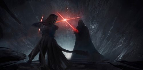 Episode IX concept art