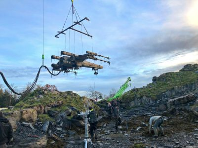 The Rise of Skywalker Behind the Scenes