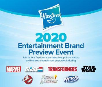 Hasbro Toy Fair New York 2020