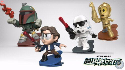 Hasbro Star Wars Battle Bobblers