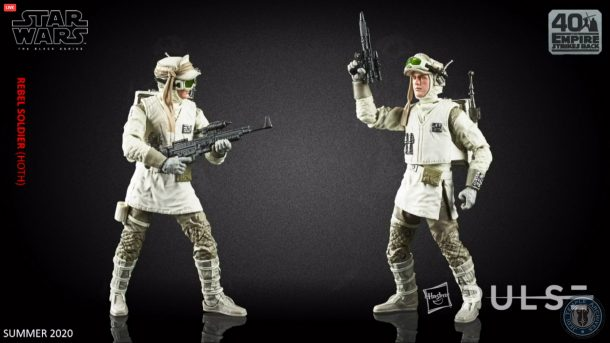 Black Series Hoth Rebel Trooper