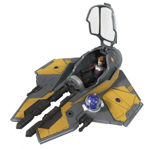 Hasbro Mission Series Anakin