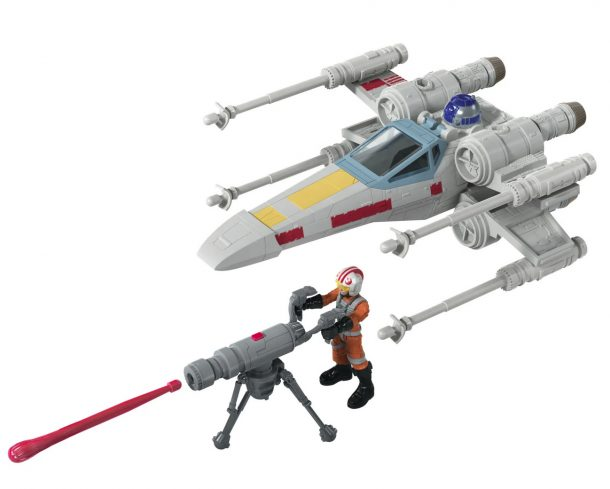 Hasbro Mission Series Luke Skywalker