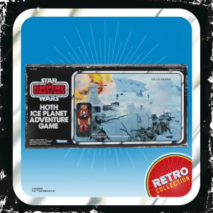 Hasbro Retro Hoth Ice Planet Adventuer Game