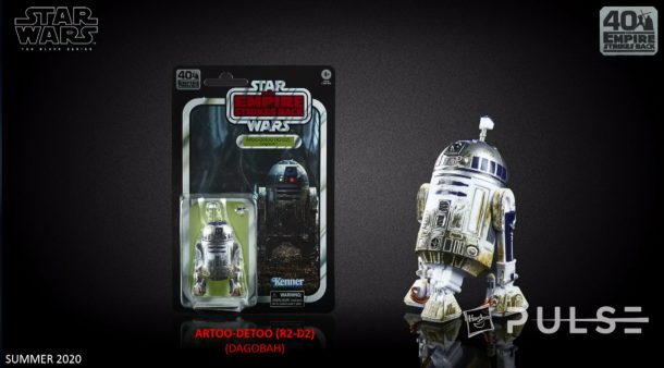R2-D2 Dagobah style