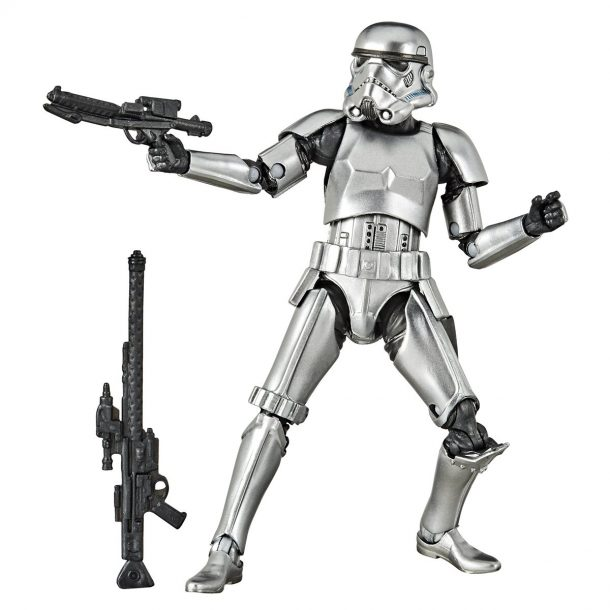 Black Series Carbonized Stormtrooper