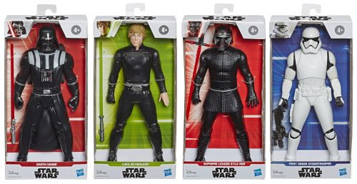 9.5 inch Star Wars Action figures
