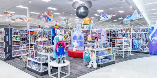 A Disney Store ar Target
