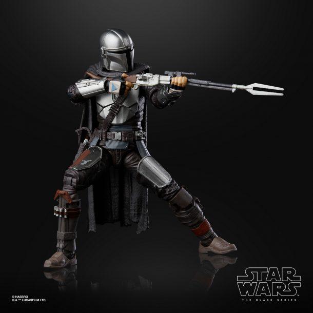 Black Series Beskar Armor Mandalorian