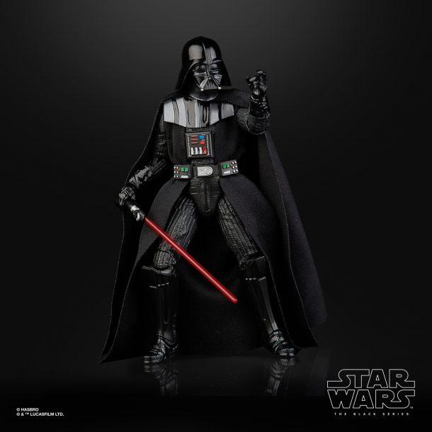 Black Series Empire Strikes Back Darth Vader