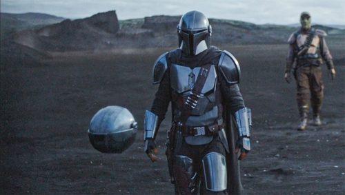 Beskar armor Mandalorian