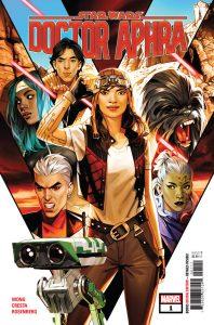 Marvel Dr Aphra #1