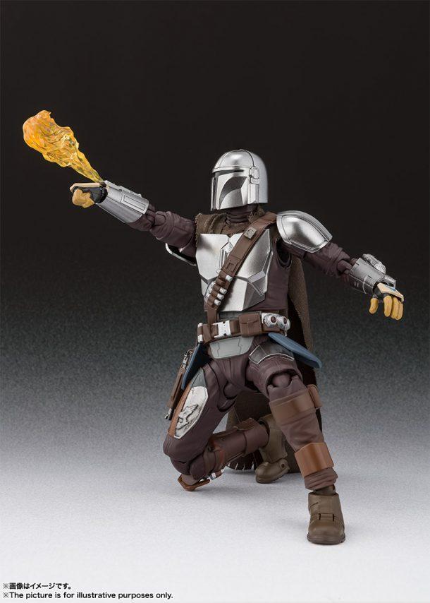 SHF Beskar Armor Mandalorian