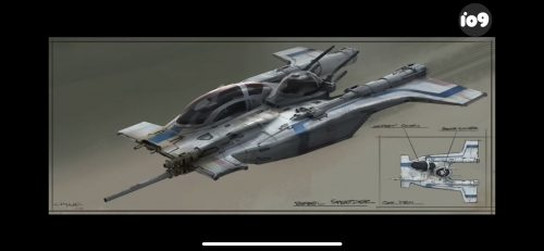 The Rise of Skywalker Fleet