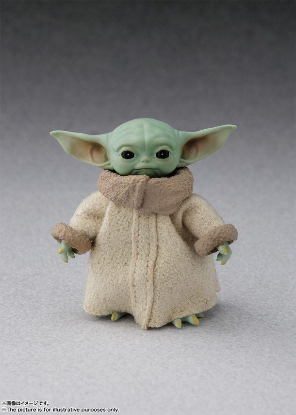 SHF Baby Yoda