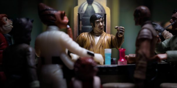 A New Hope Action Figure Version