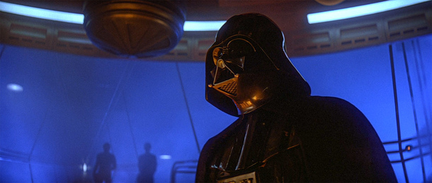 Darth Vader alters the deal