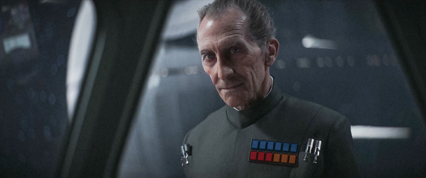 CGI Tarkin in Rogue One