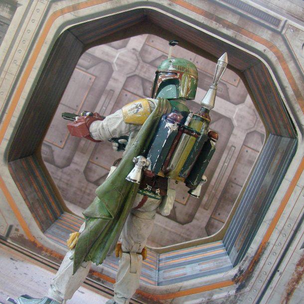 Diamond Select Toys Boba Fett Action Figure