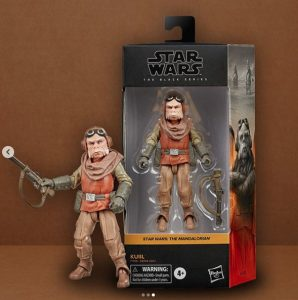 The Black Series Kuiil figure