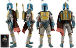 Boba Fett (Animation Version) (TMS006) - Hot Toys - 1:6 Scale Figures (2018)