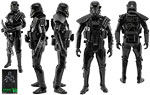 Death Trooper (Specialist) (Deluxe Version) (MMS399) - Hot Toys - 1:6 Scale Figures (2017)