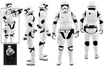 First Order Stormtrooper (MMS317) - Hot Toys - 1:6 Scale Figures (2015)