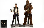 Han Solo & Chewbacca (MMS263) - Hot Toys - 1:6 Scale Figures (2015)