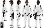Han Solo (Stormtrooper Disguise Version) (MMS418) - Hot Toys - 1:6 Scale Figures (2017)