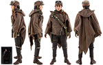 Jyn Erso (Deluxe Version) (MMS405) - Hot Toys - 1:6 Scale Figures (2017)
