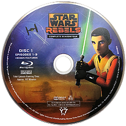 Star Wars Rebels The Complete Season 4 Blu Ray Home Video Research Droids Reviews Jeditemplearchives Com