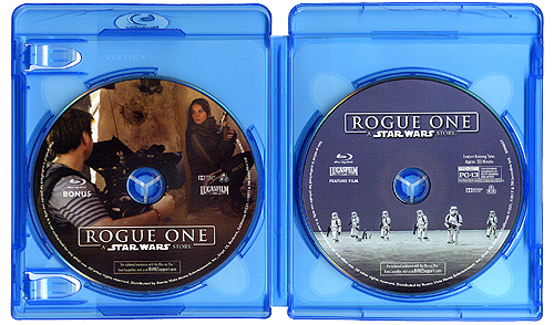 mission style cd dvd storage rogue one a star wars story blu raydvddigital hd home video
