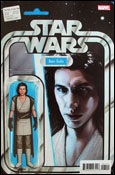 Action Figure Variant by John Tylor Christopher