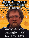 Aaron Allston Booksigning – Lexington, KY