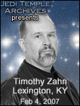 Timothy Zahn – Lexington, KY