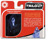 Exclusive Holographic Emperor Palpatine Figure with Star Case