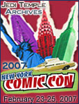 2007 New York Comic Con