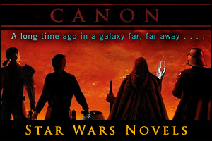 Star Wars Books and Novels (Canon)