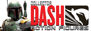 Collector DASH Action Figures