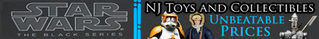 NJ Toys and Collectibles