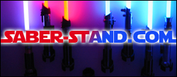 Saber-Stand Force FX Lightsaber Stands